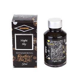 Diamine Diamine Shimmer Night Sky Bottled Ink 50ml