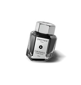 Caran d'Ache Caran D'Ache Ink Bottled Cosmic Black