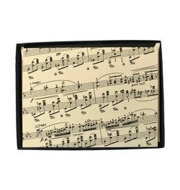 Sheet Music Card and Envelope Set