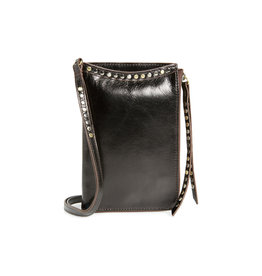 Hobo Moxie Smartphone Bag - Embellished Black