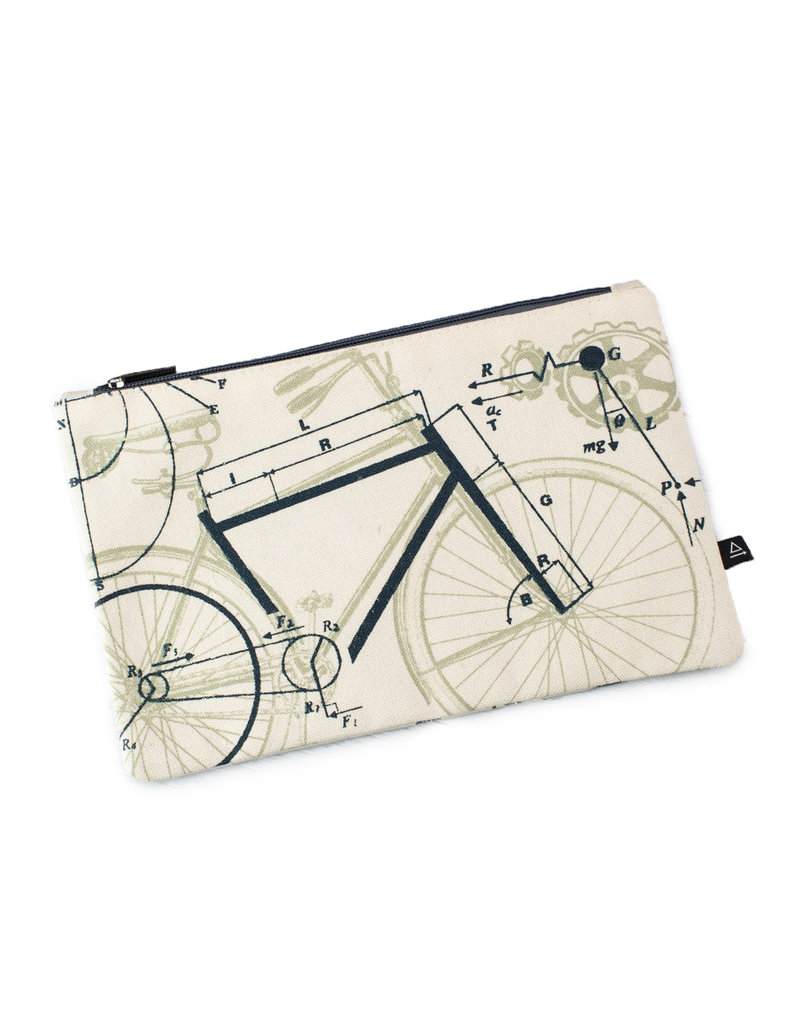 Bike Zipper Case