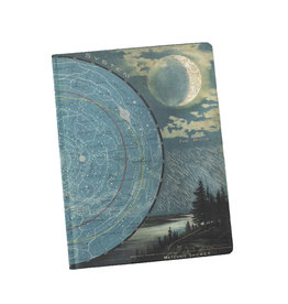 Star Map Hardcover Dot Notebook