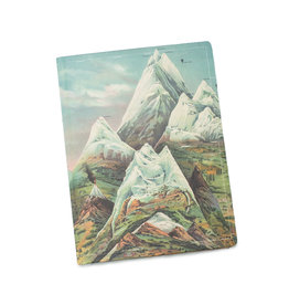 Ascending Regions Hardcover Line/Grid Notebook