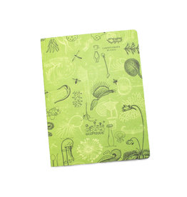 Carnivorous Plants Softcover Dot Notebook