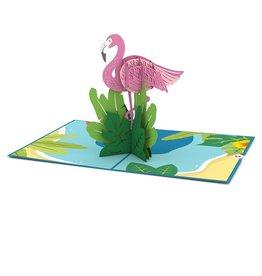Lovepop Flamingo