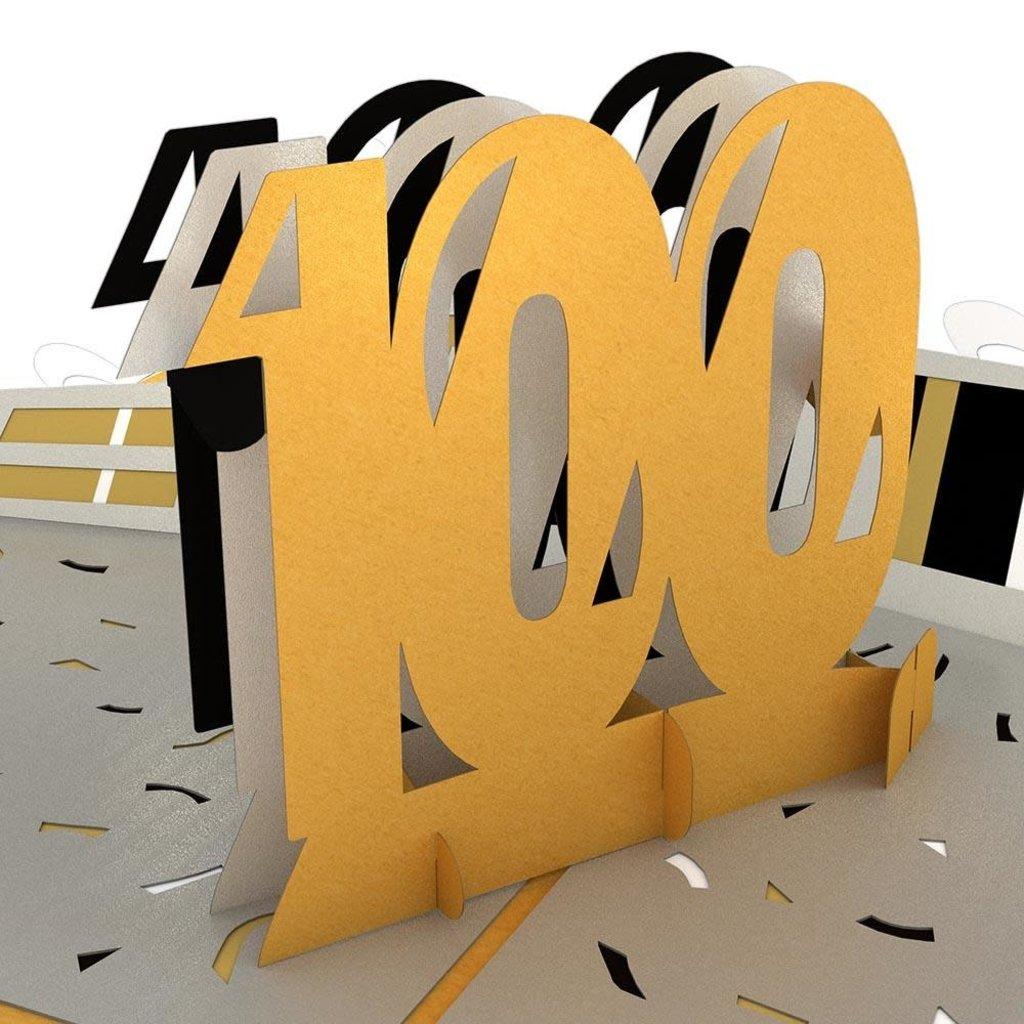Lovepop 100th Celebration Pop-Up Card
