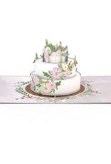 Lovepop Floral Cake