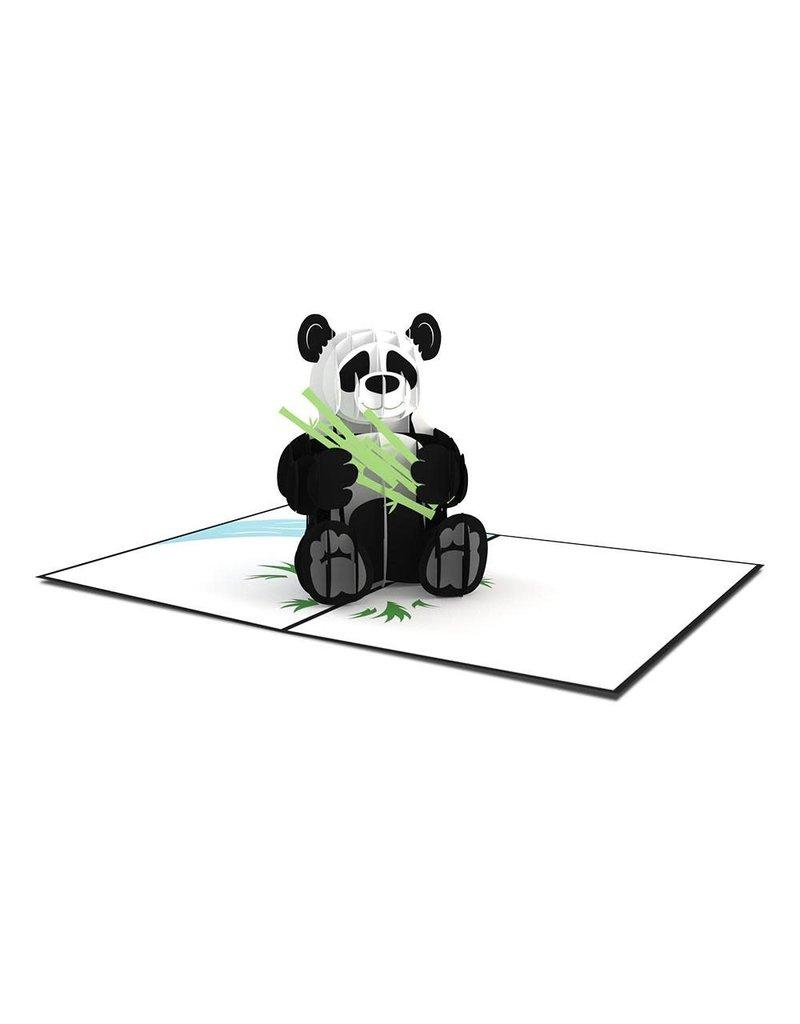 Lovepop Panda Bear