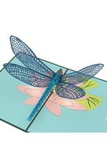 Lovepop Dragonfly Pop-Up Card