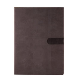 Quo Vadis University Academic Texas Planner - Chocolate
