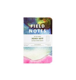 Field Notes XOXO 2019