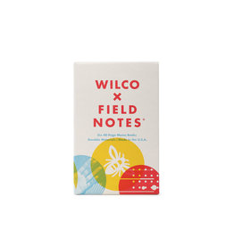Field Notes Wilco Notebook Box Set