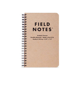Field Notes 56-Week Planner - Kraft