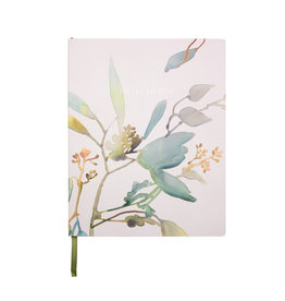 Watercolor Eucalyptus Notebook