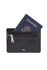 Hobo Euro Slide Wallet - Black