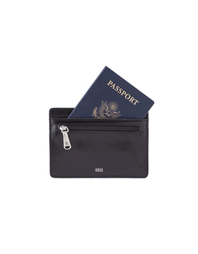 Euro Slide Wallet - Black