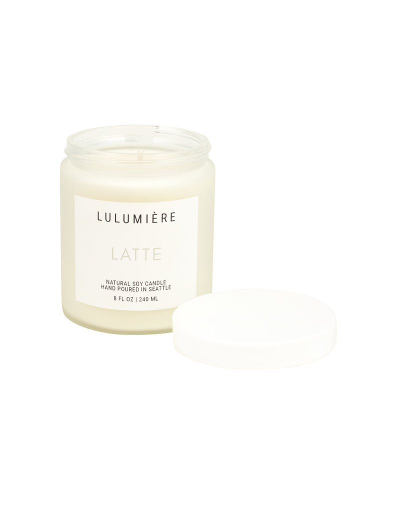 Latte Candle
