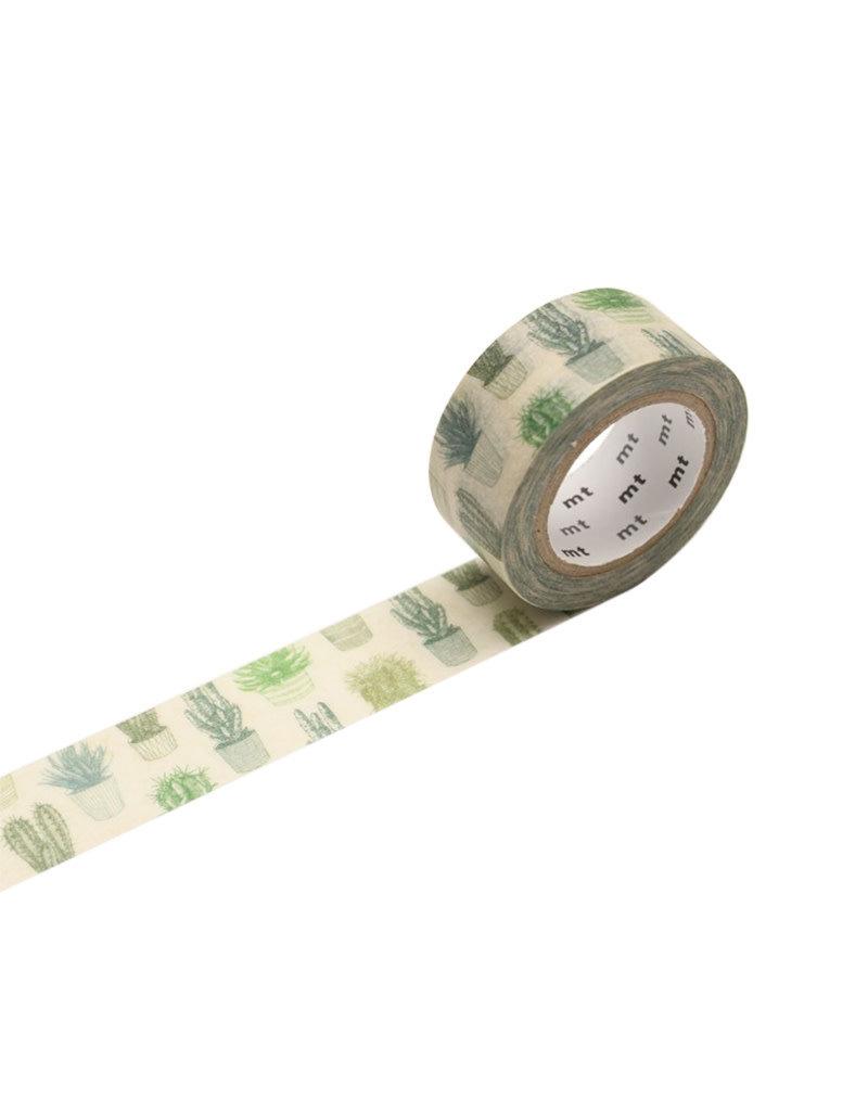 Cactus Pattern Washi Tape