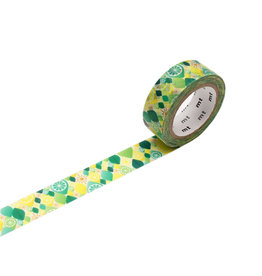 Citrus Pattern Washi Tape