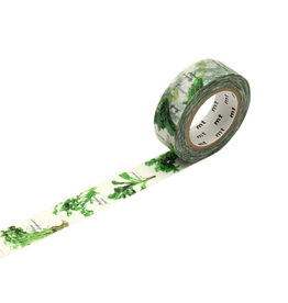 Seven Herbs of Spring Washi Tape