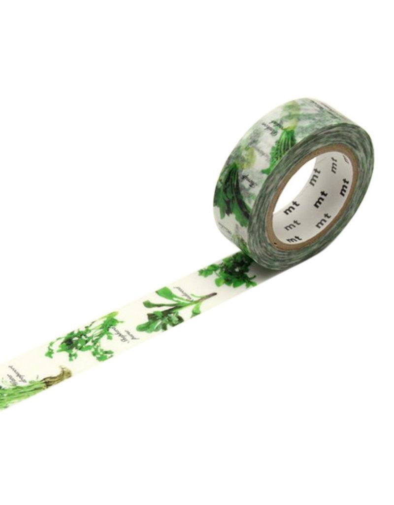 Herbs of Spring Washi Tape