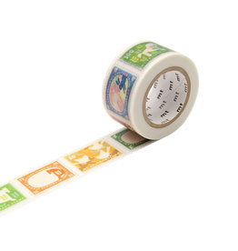 Postage Stamp Washi Tape