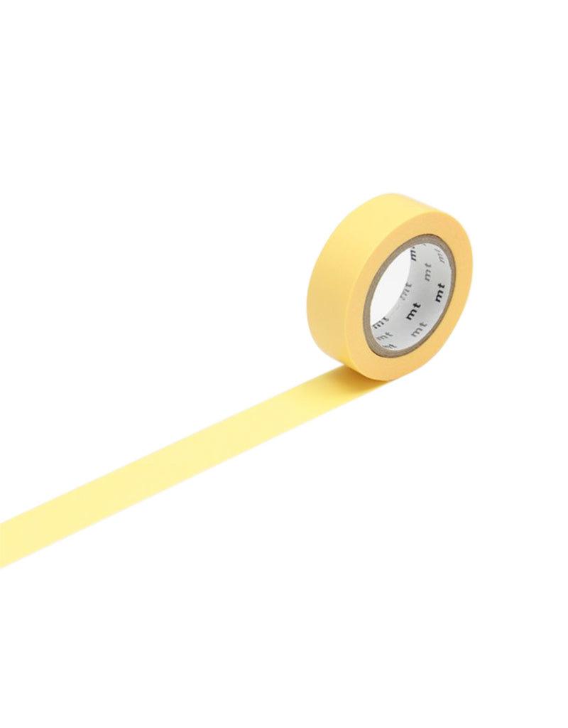 Tamago Yellow Washi Tape