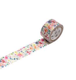 Zinnia Washi Tape
