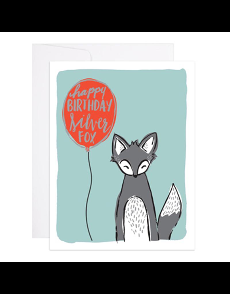 Happy Birthday Silver Fox