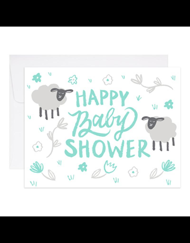 Ba Ba Baby Shower