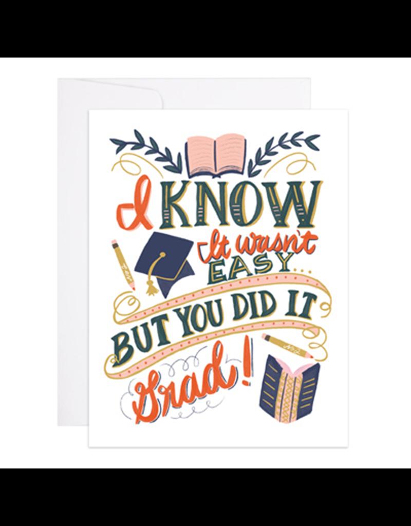 You Did It Grad