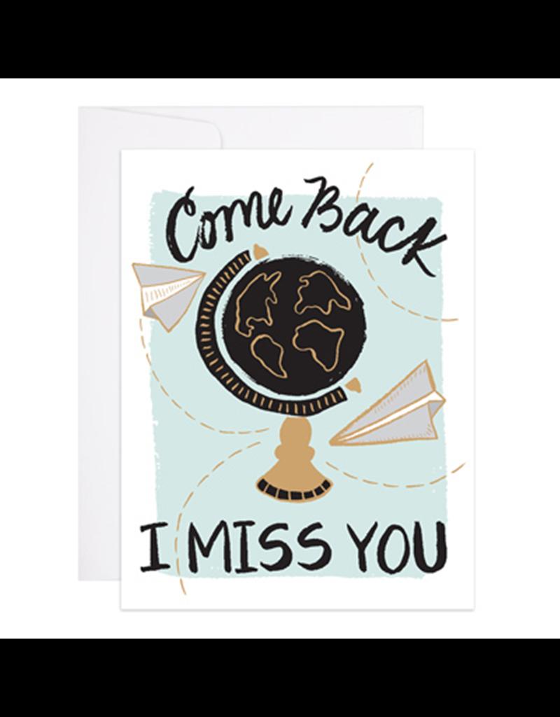Come Back Globe