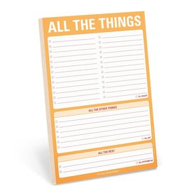 knock knock All the Things Notepad