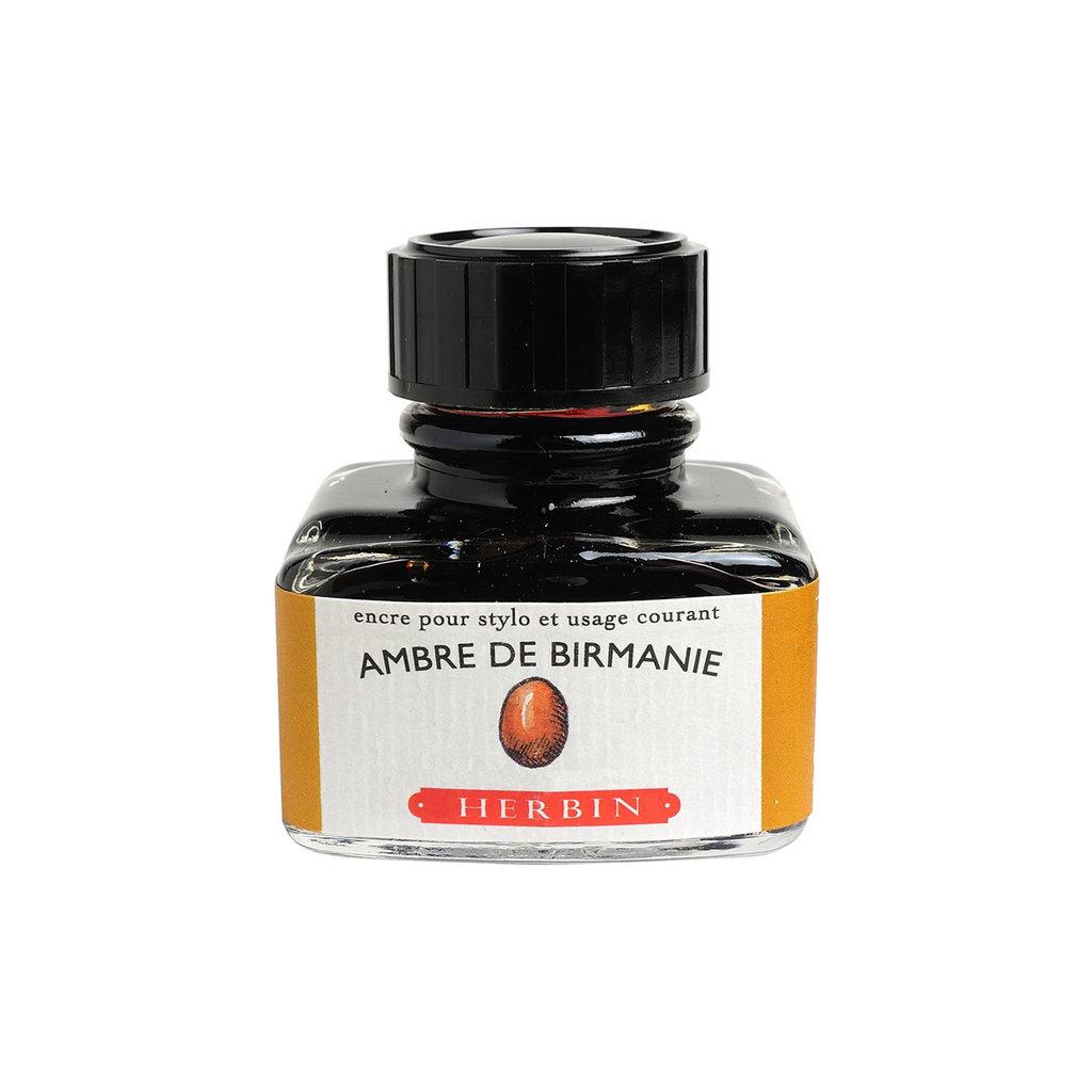 J. Herbin J Herbin Bottled Ink Ambre De Birmanie 30ml
