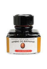 J. Herbin J Herbin Bottled Ink Ambre De Birmanie