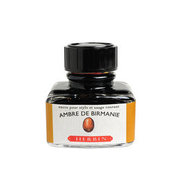 J. Herbin J Herbin Bottled Ink Ambre De Birmanie
