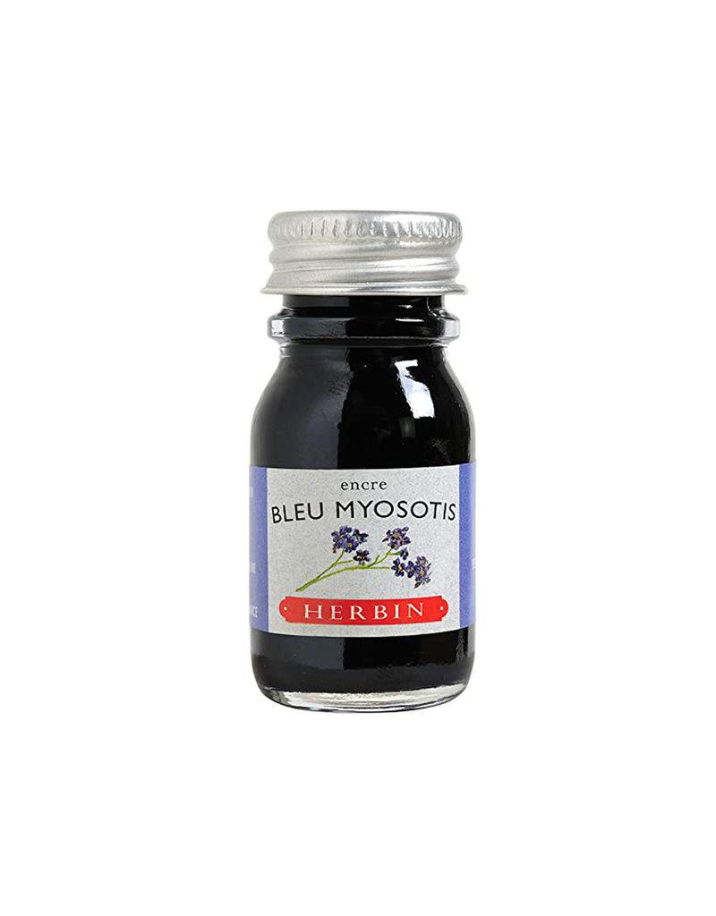 J. Herbin J Herbin Bottled Ink Bleu Myosotis