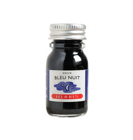 J. Herbin J Herbin Bottled Ink Bleu Nuit 10ml
