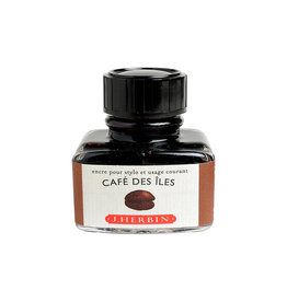 J. Herbin J Herbin Bottled Ink Cafe Des Iles