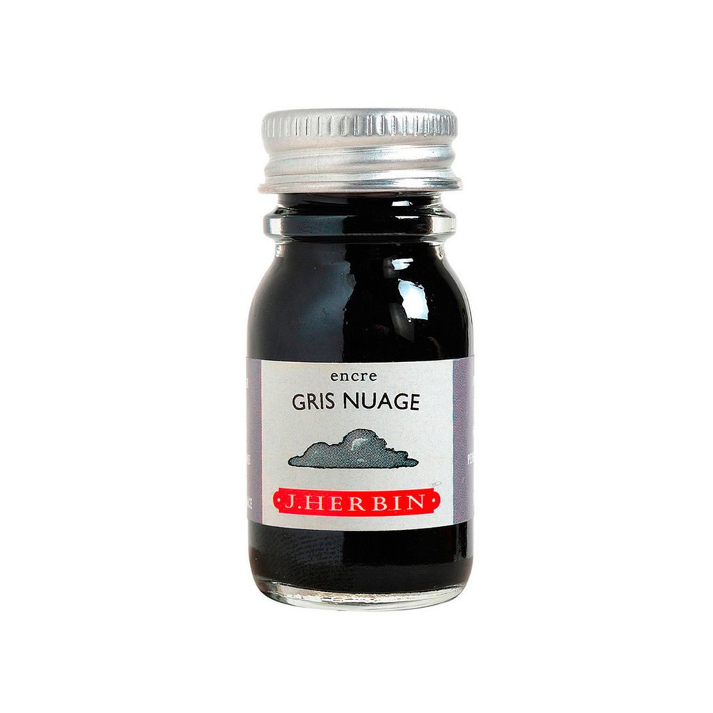 J. Herbin J Herbin Bottled Ink Gris Nuage