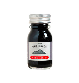 J. Herbin J Herbin Bottled Ink Gris Nuage 10ml