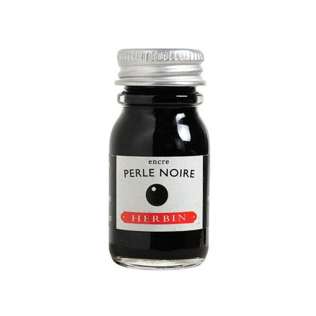 J. Herbin J Herbin Bottled Ink Perle Noire 10ml