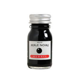 J. Herbin J Herbin Bottled Ink Perle Noire 10ml