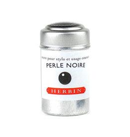 J. Herbin J Herbin Ink Cartridges Perle Noire