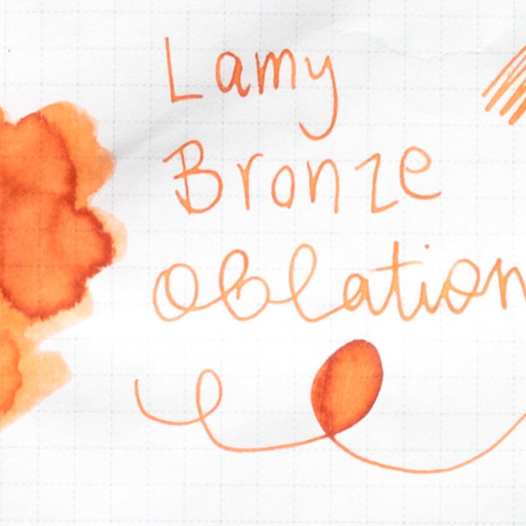 Lamy Lamy Ink Bottle Bronze