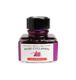 J. Herbin J Herbin Bottled Ink Rose Cyclamen