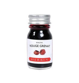 J. Herbin J Herbin Bottled Ink Rouge Grenat 10ml