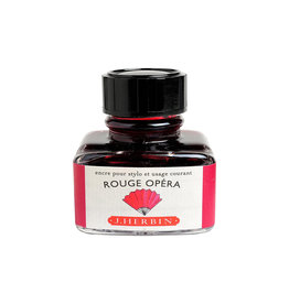 J. Herbin J Herbin Bottled Ink Rouge Opera