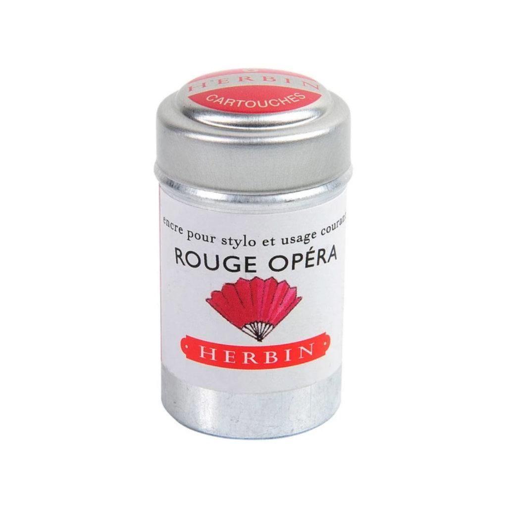 J. Herbin J Herbin Ink Cartridges Rouge Opera