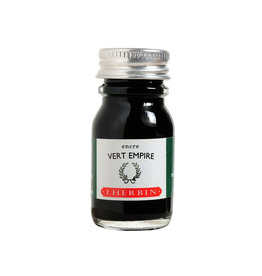 J. Herbin J Herbin Bottled Ink Vert Empire